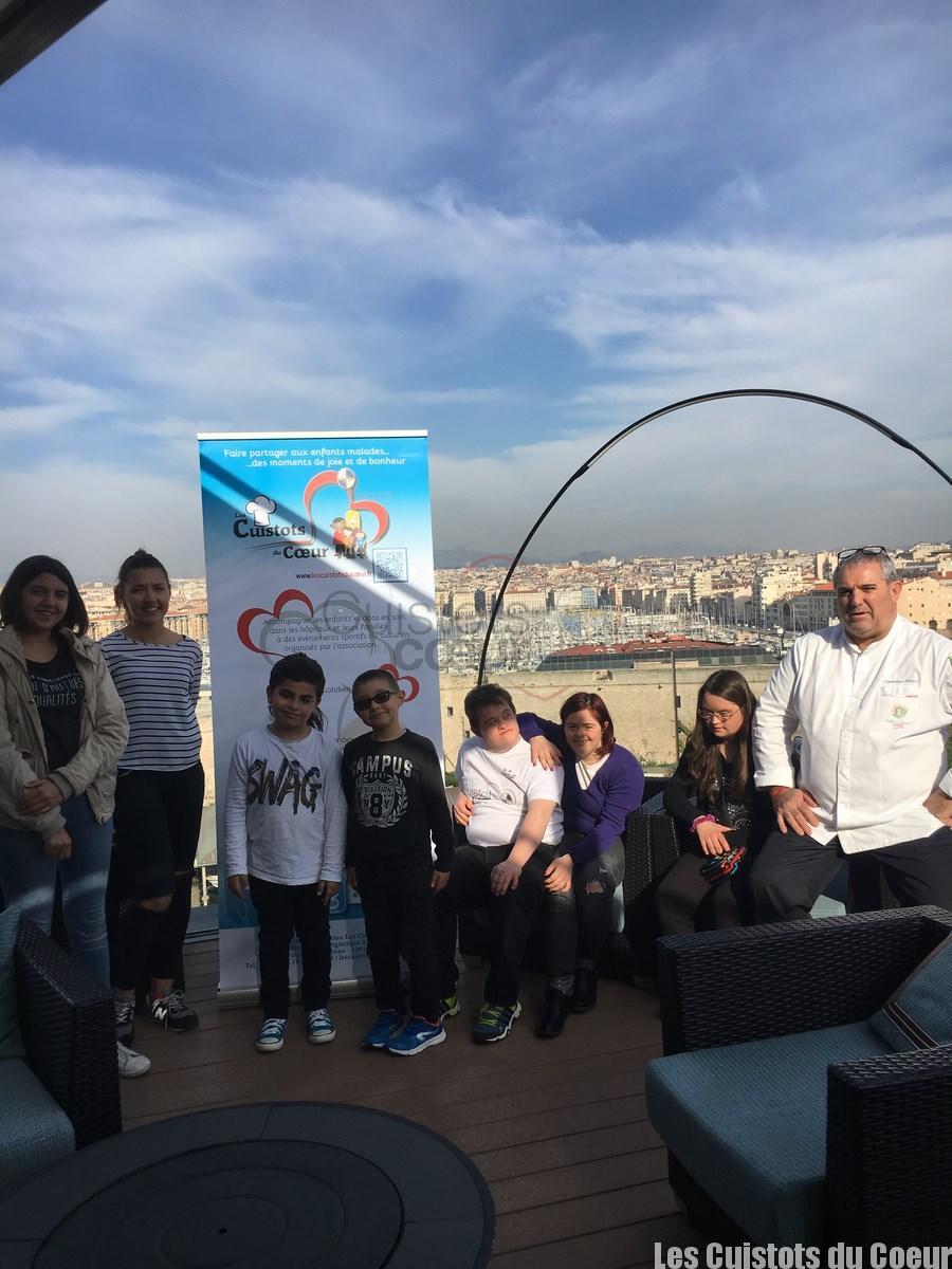 Les enfants au jury d'un défi culinaire !