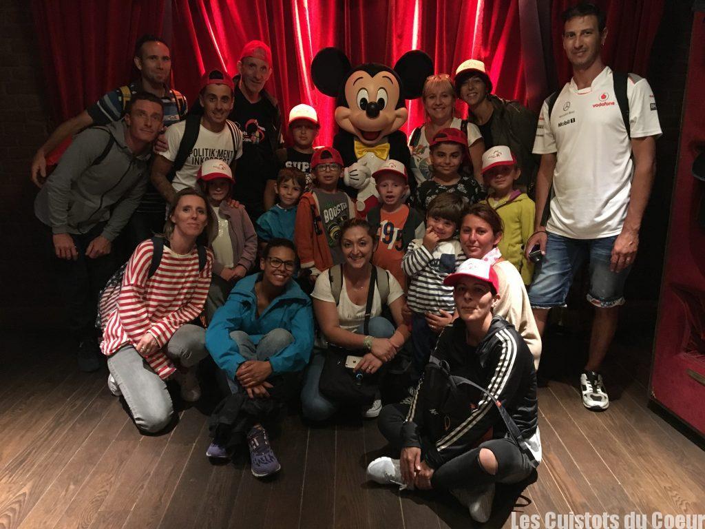 Séjour à Disney : Les photos !