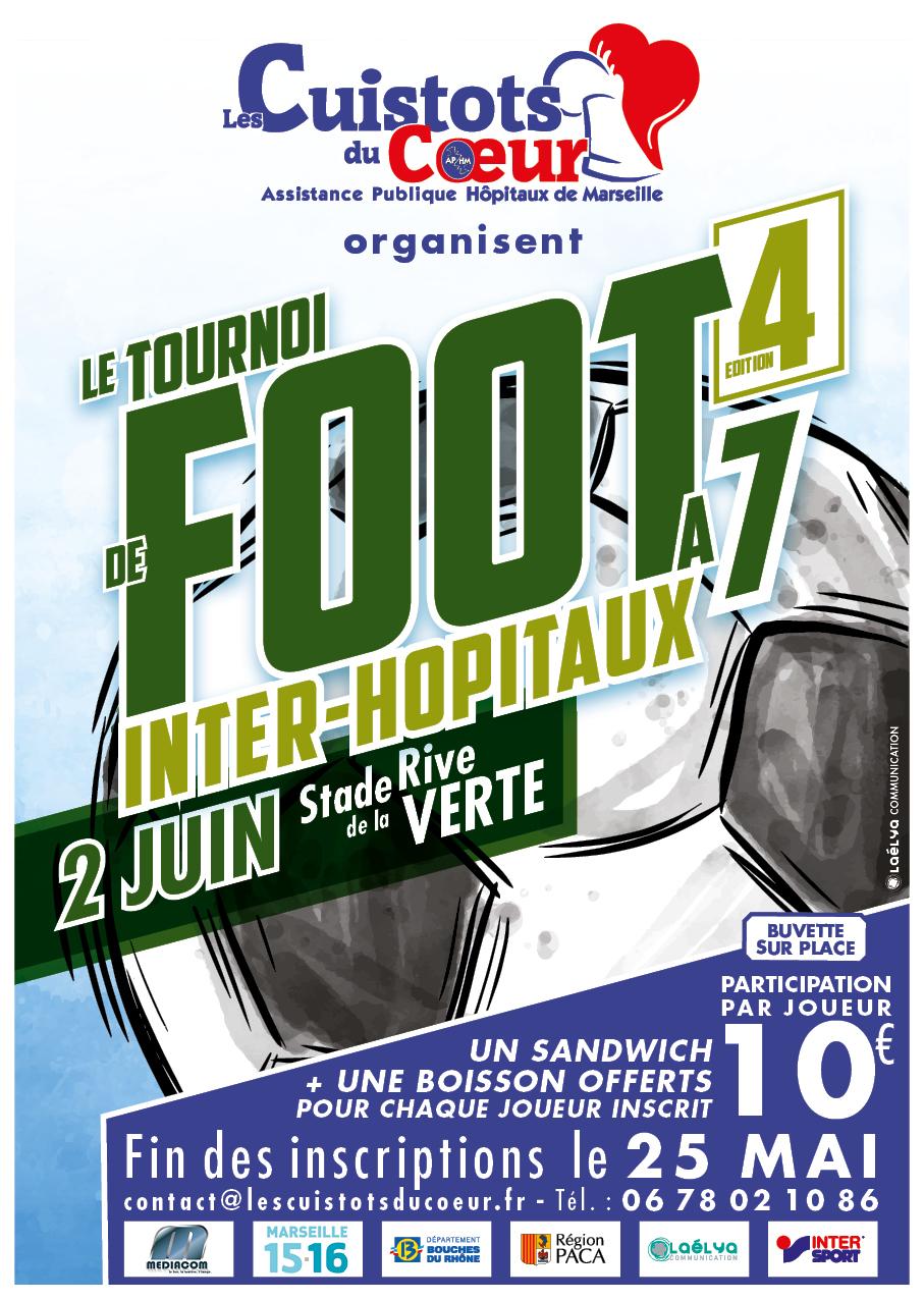 4 ème édition du tournoi Inter Hopitaux !