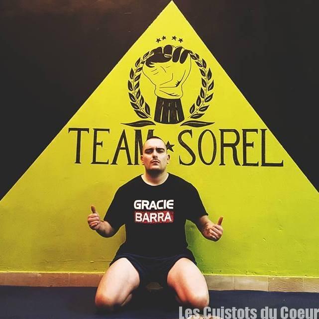 Yvan Sorel – Champion de MMA et fondateur de la Team Sorel