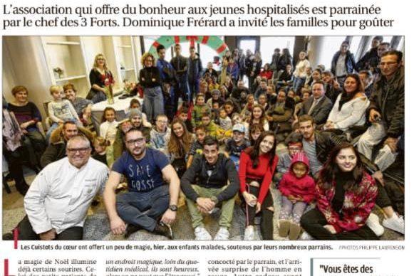Journal La Provence 14 Décembre 2017