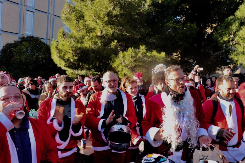 Record National Battu pour la Ride des Pères Noel !