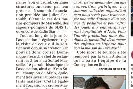 La Provence 27 Octobre 2019