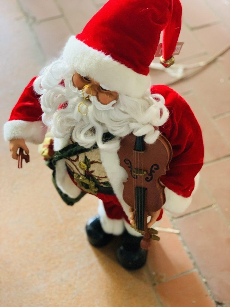 La décoration de Noel est arrivée !