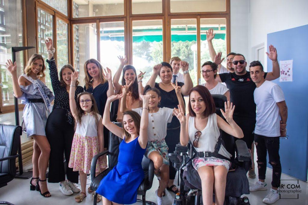 Reportage Fete de la musique Hopital Nord -La Provence- 19 Juin 2019