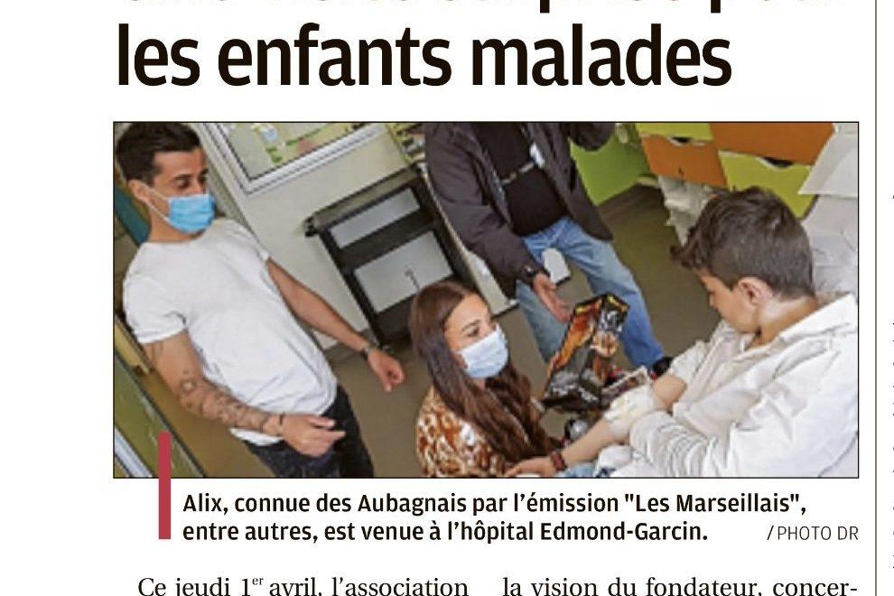 La Provence 5 Avril 2021